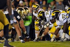 Brady Hoke says Notre Dame  chickening out  of the series against Michigan.  College football gamesFootball teamMichigan ... 1dacde9a8