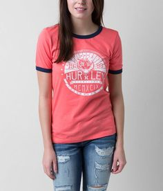 Hurley Tiger Girl T-Shirt - Women's T-Shirts in | Buckle