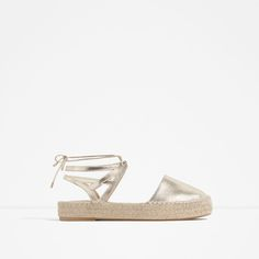 LACE-UP ESPADRILLES-View all-SHOES-WOMAN | ZARA United States