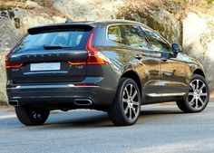 Volvo presenteert de volledig nieuwe XC60