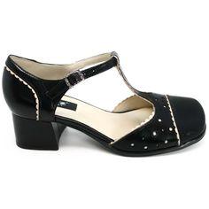 Sapato Retrô Lolita - ZPZ SHOES