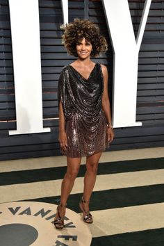 All of the best looks from 2017 Oscars after parties: Halle Berry