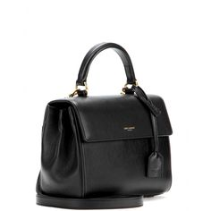 Saint Laurent - Moujik Small leather tote - mytheresa.com GmbH