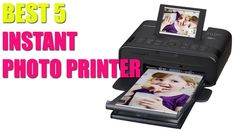 5 BEST INSTANT PHOTO PRINTERS 2020 Instant Photo, Best Printers, Photo Printer, Science And Technology, Baby Car Seats, Old Things