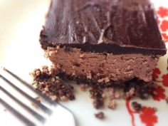 Recipe: No Bake Low Carb Gluten Free Double Chocolate Cheesecake