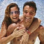 A photo mosaic is a romantic a charming gift for a photographer.
