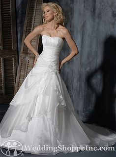 Bridal Gowns Maggie Sottero  Megan  Bridal Gown Image 1