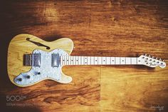 Fender 72 Thinline Telecaster (MIJ) by danielygo