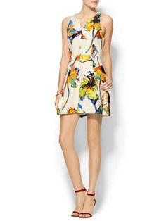 Pop Art Racerback Dress Product Image