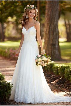 Vestidos de novia de Stella York 2017. Modelo 6282 / Stella York 2017 wedding dresses. 6282 Model