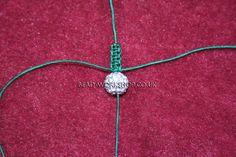 Shamballa style bracelet Tutorial by Bead Workshop