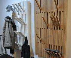 Piano Garderobe - für den kleinen Flur