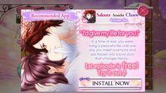 Sweet Café Recommended App Sakura Amidst Chaos