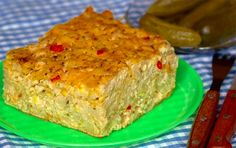 Tip na rychlou, jednoduchou a chutnou večeři. Vegetable Recipes, Vegetarian Recipes, Fast Dinners, Meatloaf, Quiche, Banana Bread, Food And Drink, Vegetables, Breakfast