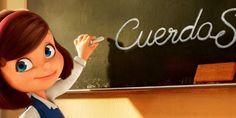 MANOS DE COLORINES: 7 videos cortos educativos.