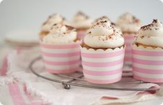 Tiramasu Cupcakes