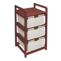 Add More #storage In The #bathroom With The Beautiful Baxton Studio Nelson  Tower. Http://www.onewayfurniture.com/Baxton Studio 504000 RT243 OCC.html  ...