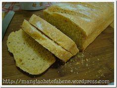 Pão de fubá da Nana, também fiz e adorei!