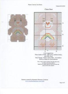 TBC CHEER BEAR