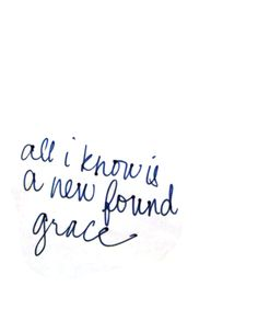 Lord, your grace gets me through the day