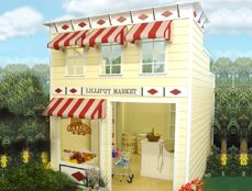 Grocery Store Play house