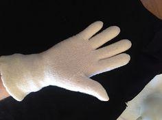 Women's Tailored Gloves No. 628 pattern by Bernhard Ulmann Co.