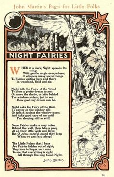Elves Faeries Gnomes: Night Pinned by The Mystic's Emporium on Etsy Fairy Dust, Fairy Land, Fairy Tales, Fairy Quotes, John Martin, Flower Fairies, Magical Creatures, Book Of Shadows, Fantasy World