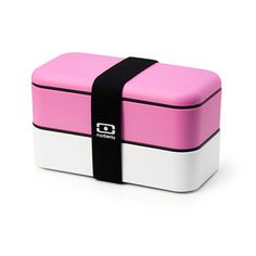Original Bento Pink White by Monbento