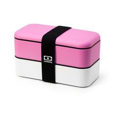 Original Bento Pink White by Monbento