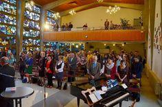 Barmbek, Hamburg, Germany Thanks to Pastor Joachim Lang  @ Adventist Churches