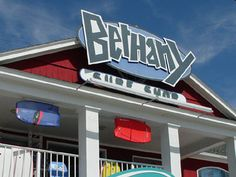 I love Bethany Beach in DE!