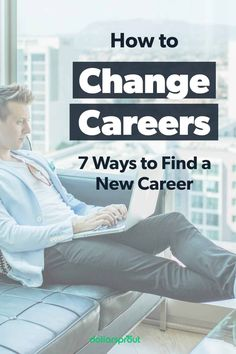 Are you bored of the same 9-5 job. Check out this article on how to change your career smoothly and find your dream job. Career Quiz, New Career, New Job, Two Weeks Notice, Professional Networking, Work Goals, New Industries, Seamless Transition, Volunteer Work