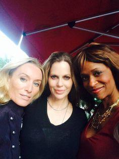 Kristin Bauer van Straten, Merrin Dungey & Victoria Smurfit at MCM Comic Con - London 23 May 2015