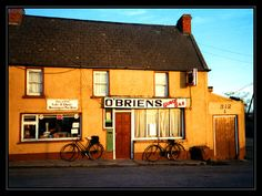 O'Briens Bar - Ballycogley, Wexford