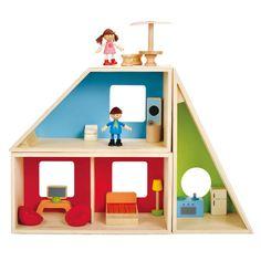 Hape - Geometrics House - KidzInc Australia   Australia's Best Online Educational Toy Store   Developing Children's Minds   Toys, Games and Books