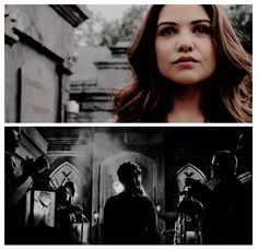 Bow down to your leader witches!#TheOriginals
