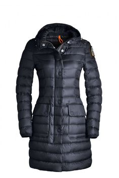 3edbbd42 Gamle Parajumpers Chrissy 6 Parka Dame Navy Jackets For Women, Long  Jackets, Winter Jackets