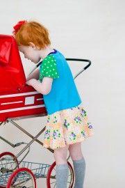 SS13 Jersey Dress Tent, size 92 | dress | Sloppop Yeah