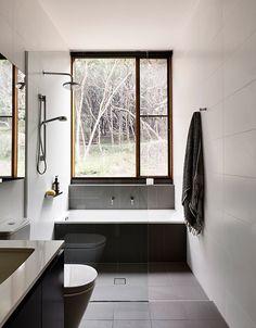 trendy bathroom layout with laundry doors Family Bathroom, Laundry In Bathroom, Bathroom Renos, Bathroom Layout, Modern Bathroom Design, Bathroom Interior, Bathroom Ideas, Bathtub Ideas, Modern Design