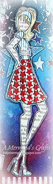 A Mermaid's Crafts: Star Spangled Happiness!! ~ indymermaid.blogspot.com