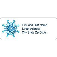 Avery Label Templates  Christmas Address Labels Avery Holiday