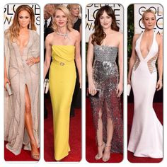 Great way to start the year ladies. My top picks for tonights red carpet are: 1) J-lo in Zuhair Murad  2) Naomi Watts in Gucci  3) Dakota Johnson in Chanel 4) Kate Hudson in Versace  #GoldenGlobes #jlo #zuhairmurad #naomiwatts #gucci #dakotajohnson #chanel #latehudson #versace #modernchicstyle #elegance #fashion #style #flawless