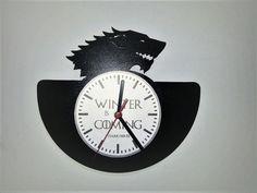 Relógio de parede Game of Thrones Stark