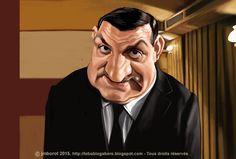 Fotos de la biografía - JMBorot caricatures et illustrations