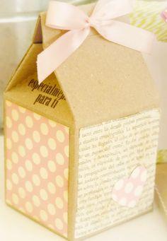 Caja para regalo o recordatorio