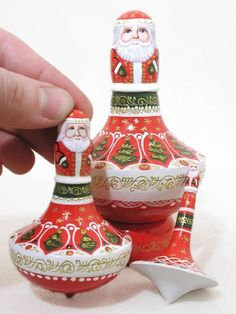 "$40 Christmas Joy Santa Nesting Top 3pc./5"" Golden Cockerel,http://www.amazon.com/dp/B000CPJPRW/ref=cm_sw_r_pi_dp_yNWysb0W2ZSJM003"