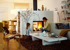 5 Flattering Clever Tips: Shiplap Fireplace Kitchen Renovations log burner fireplace open plan.Tv Over Gas Fireplace corner fireplace marble. Double Sided Stove, Double Sided Electric Fireplace, Two Sided Fireplace, Double Sided Fireplace, Wood Fireplace, Modern Fireplace, Fireplace Design, Fireplace Ideas, Minimalist Fireplace