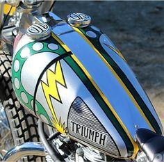 Triumph Logo, Triumph Motorcycles, Cool Vans, Golf Bags, Sports, Hs Sports, Triumph Bikes, Sport