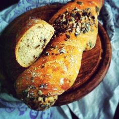 No-knead bread | MY MENU OF THE DAY