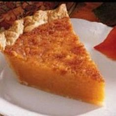 Southern Sweet Potato Pie- tons of other southern dessert recipes!